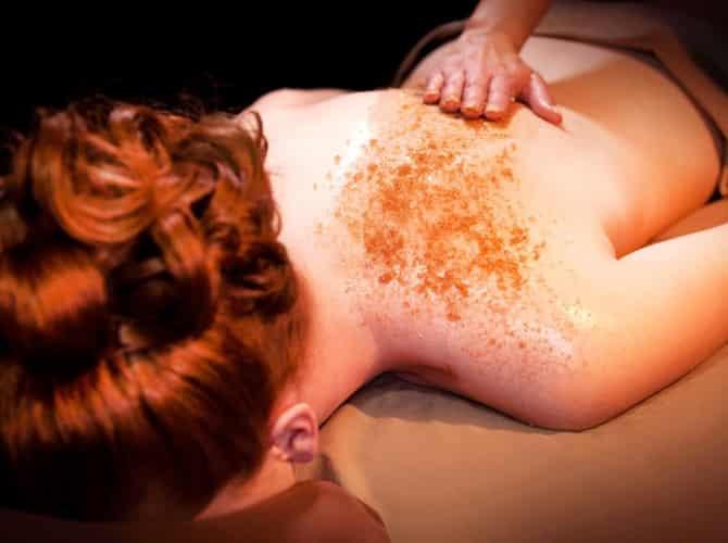Body Polish treatment