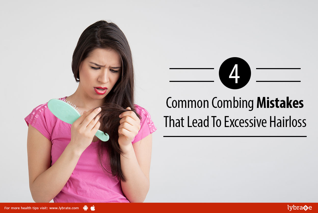 Common Hairloss Mistakes